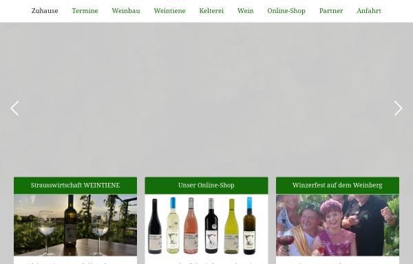 Vorschau von www.wachtelberg.de, Weinbau Dr. Manfred Lindicke