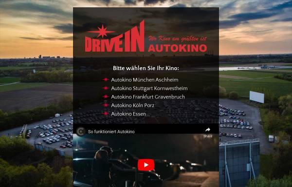 Vorschau von www.autokino-deutschland.de, Drive In Autokino Essen
