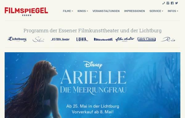 Vorschau von www.essener-filmkunsttheater.de, Essener Filmkunsttheater GmbH