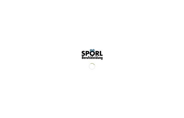 Vorschau von www.berufskleidung-spoerl.de, Spörl