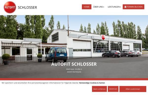 Vorschau von www.schlosser-kfz.de, Autohaus Paul Schlosser GmbH