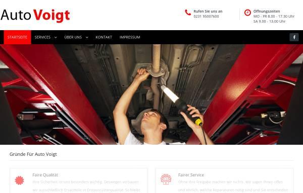 Vorschau von www.auto-voigt.de, Autohaus Voigt