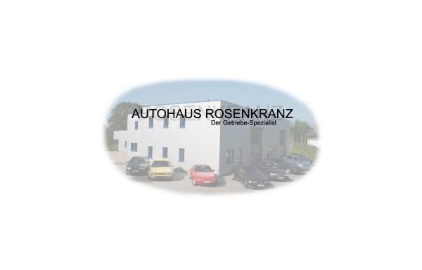 Vorschau von www.automatikgetriebe.net, Kfz-Meisterbetrieb Dietmar Rosenkranz