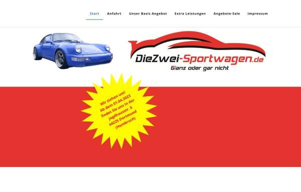 Vorschau von www.die2.eu, Die Zwei Sportwagen Tuning