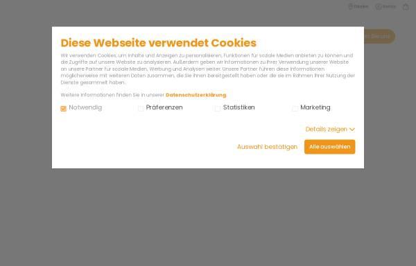 Vorschau von www.betten-bormann.de, Betten Bormann e.K.
