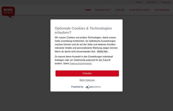 Vorschau von www.rewe-dortmund.de, REWE-Dortmund