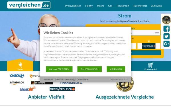 Vorschau von www.einfachefinanzen.de, Bo-Mobile GmbH