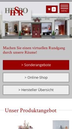 Hsr Hesbo Einrichtungen Antiquitäten Günter Hahnenberg Ek In