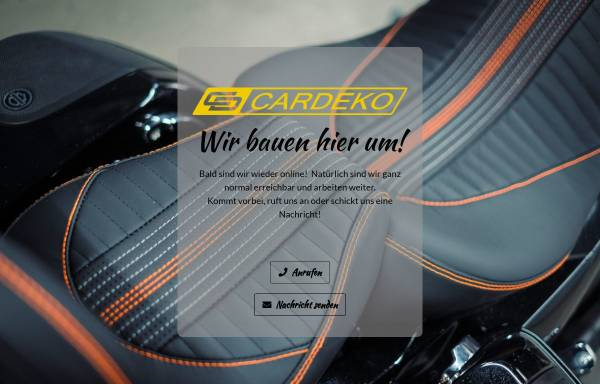 Vorschau von www.cardeko.de, CarDeko, Sreten Paunovic