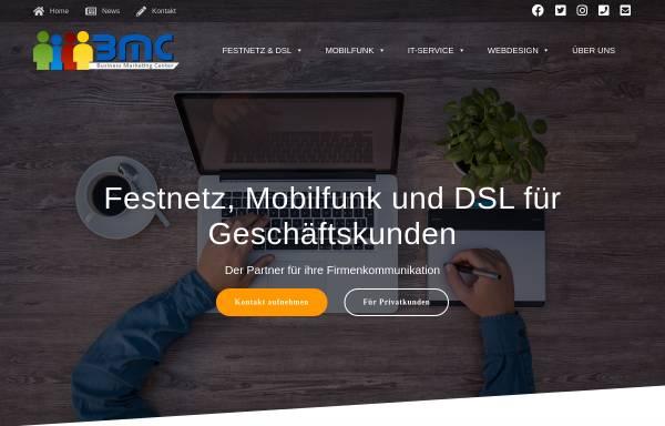 Vorschau von bmcessen.de, BMC Essen GmbH