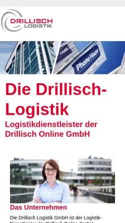 Vorschau der mobilen Webseite www.phonehouse.de, The Phone House Telecom GmbH