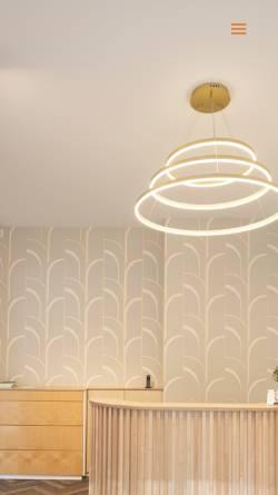 Vorschau der mobilen Webseite www.die-brille-austermann.de, Die Brille Austermann