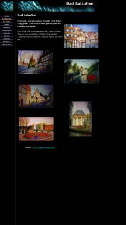 Vorschau der mobilen Webseite www.galeria-eckert.de, Hans Jürgen Eckert