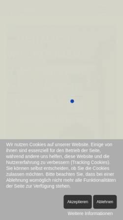 Vorschau der mobilen Webseite eifelverein-bergheim.de, Wandern im Eifelverein