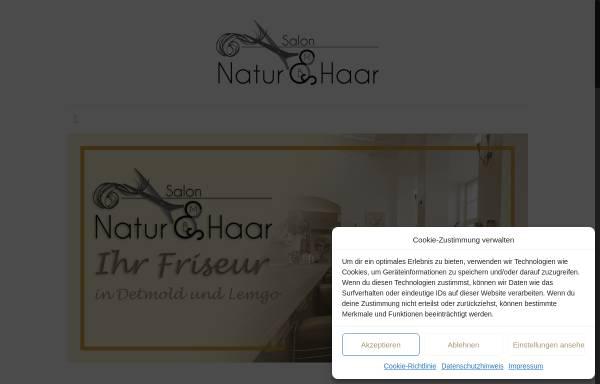 Vorschau von www.natuerlich-schoen.de, Natürlich Schön