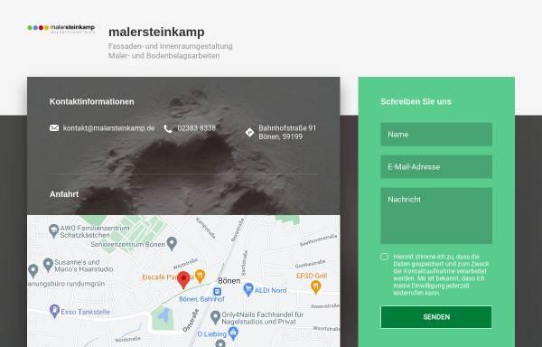 Vorschau von www.tapeten-standop.de, Tapeten Standop