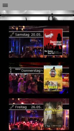 Vorschau der mobilen Webseite www.movie-bielefeld.de, Movie