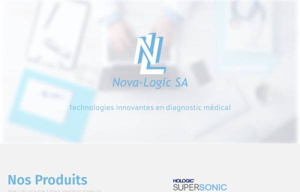 Vorschau von www.nova-logic.ch, Nova-Logic SA