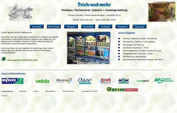 Vorschau von www.gartentreff-kerpen.de, Gartentreff Kerpen