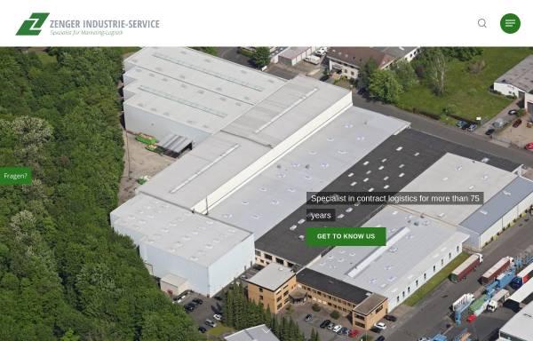 Vorschau von www.zenger-gmbh.de, Ludwig Zenger Industrie-Service GmbH