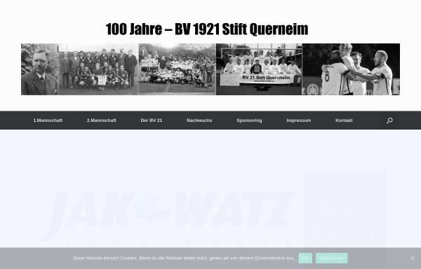 Vorschau von www.bv21.de, BV 21 Stift Quernheim - Second Edition