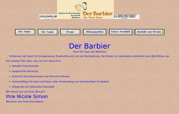 Vorschau von home.teleos-web.de, Der Barbier