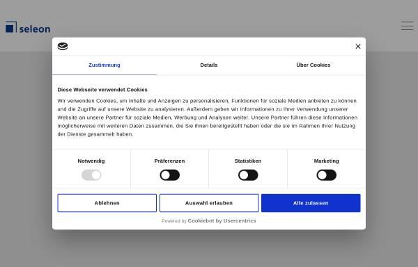 Vorschau von www.seleon.de, Seleon gmbh