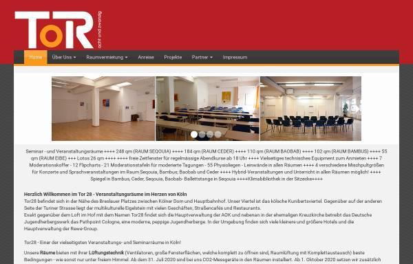 Vorschau von www.tor28.de, Tor 28