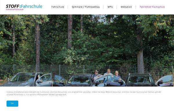 Vorschau von fahrschule-koeln-poll.de, Fahrschule Köln Poll, Inhaberin Tanja Stoff