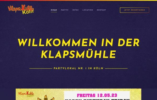 Vorschau von www.klapsmuehle.com, Klapsmühle