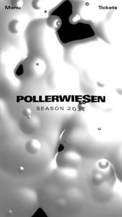 Vorschau der mobilen Webseite www.pollerwiesen.org, PollerWiesen