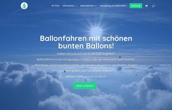 Vorschau von www.ballonfahren.org, ABC Ballonfahrten