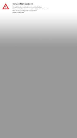 Vorschau der mobilen Webseite www.tokio-hirano.de, Tokio-Hirano Köln e.V.