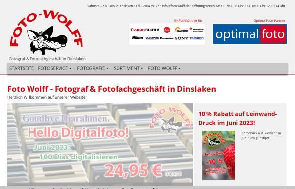 Vorschau von www.foto-wolff.de, Foto Wolff