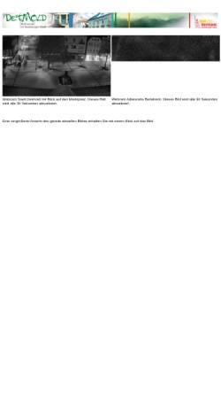 Vorschau der mobilen Webseite www.webcam-detmold.de, Webcam Detmold