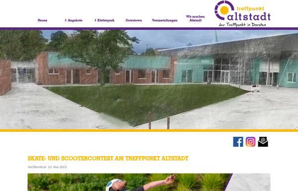 Vorschau von www.treffpunkt-altstadt.de, Treffpunkt Altstadt