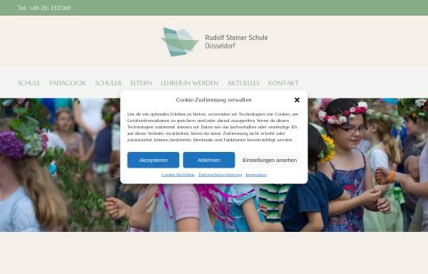 Vorschau von www.waldorfschule-duesseldorf.de, Rudolf Steiner Schule