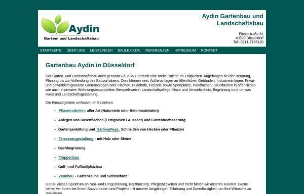 Gartenbau Düsseldorf aydin gartenbau und landschaftsbau in düsseldorf garten und