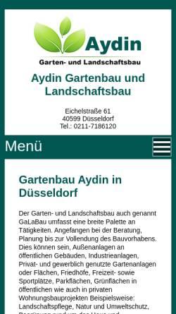 Aydin Gartenbau Und Landschaftsbau In Düsseldorf Garten Und