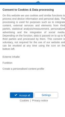 Vorschau der mobilen Webseite www.laemmermann.de, Lämmermann Insektenschutzsysteme GmbH & Co. KG
