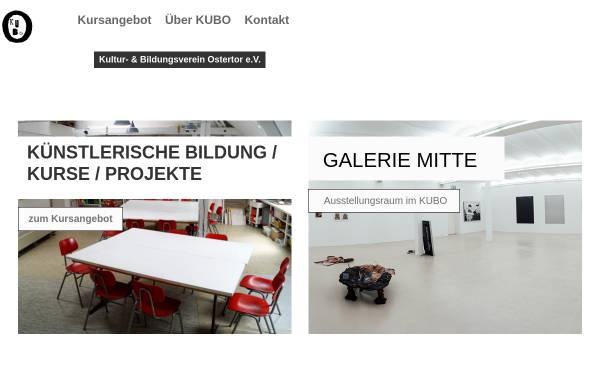 Vorschau von www.kubo.de, KUBO Bremen