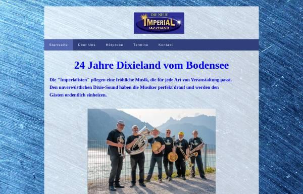 Vorschau von www.die-imperial-jazzband.de.rs, Imperial Jazzband