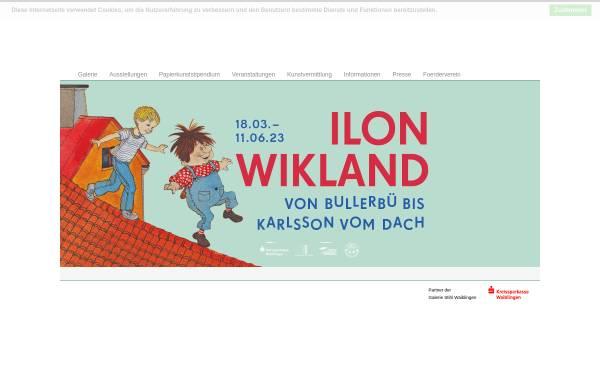 Vorschau von www.galerie-stihl-waiblingen.de, Galerie Stihl Waiblingen