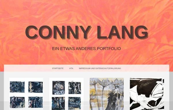 Vorschau von www.conny-lang.de, Lang, Conny