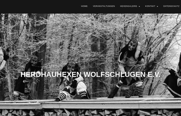 Vorschau von www.herdhauhexen.de, Herdhau-Hexen e.V.