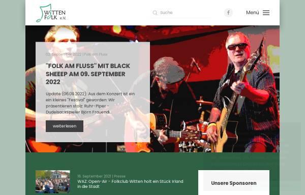 Vorschau von www.wittenfolk.de, Wittenfolk e.V.