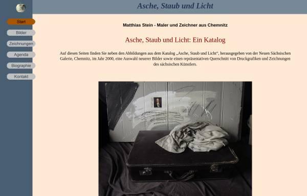 Vorschau von www.stein-malerei.de, Stein, Matthias