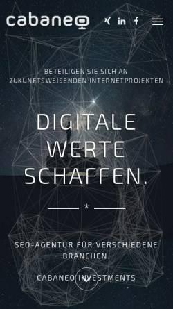 Vorschau der mobilen Webseite www.igelhilfe.de, Igelhilfe Berlin e.V.