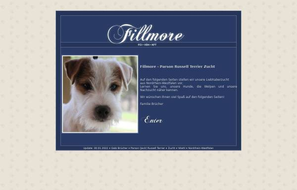 Vorschau von www.prt-fillmore.de, Fillmore