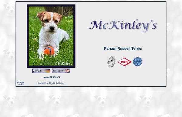 Vorschau von www.mckinleys.de, McKinley's
